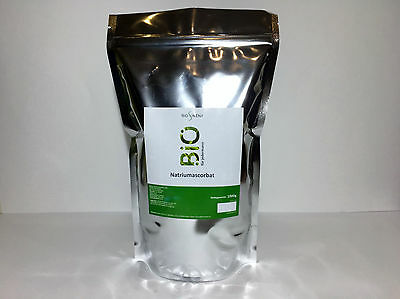Natriumascorbat E301 Sodium Ascorbate 1Kilo Bioswena