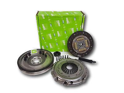 VALEO Kupplungssatz 228mm und Schwungrad mit Ausrücklager 835035 für AUDI VW