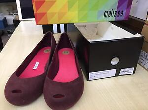 New Melissa shoes, size AU 9, $45 Glen Iris Boroondara Area Preview