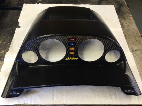 Skidoo formula Z 3 mach 1 gauge cluster panel speedo tach temp fuel gauge