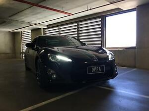 TOYOTA 86GTS Melbourne CBD Melbourne City Preview