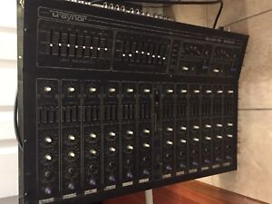 Vintage Traynor 12 channel Mixer