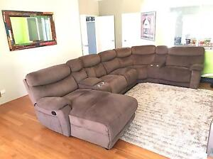 Large sectional lounge sofa Iluka Joondalup Area Preview