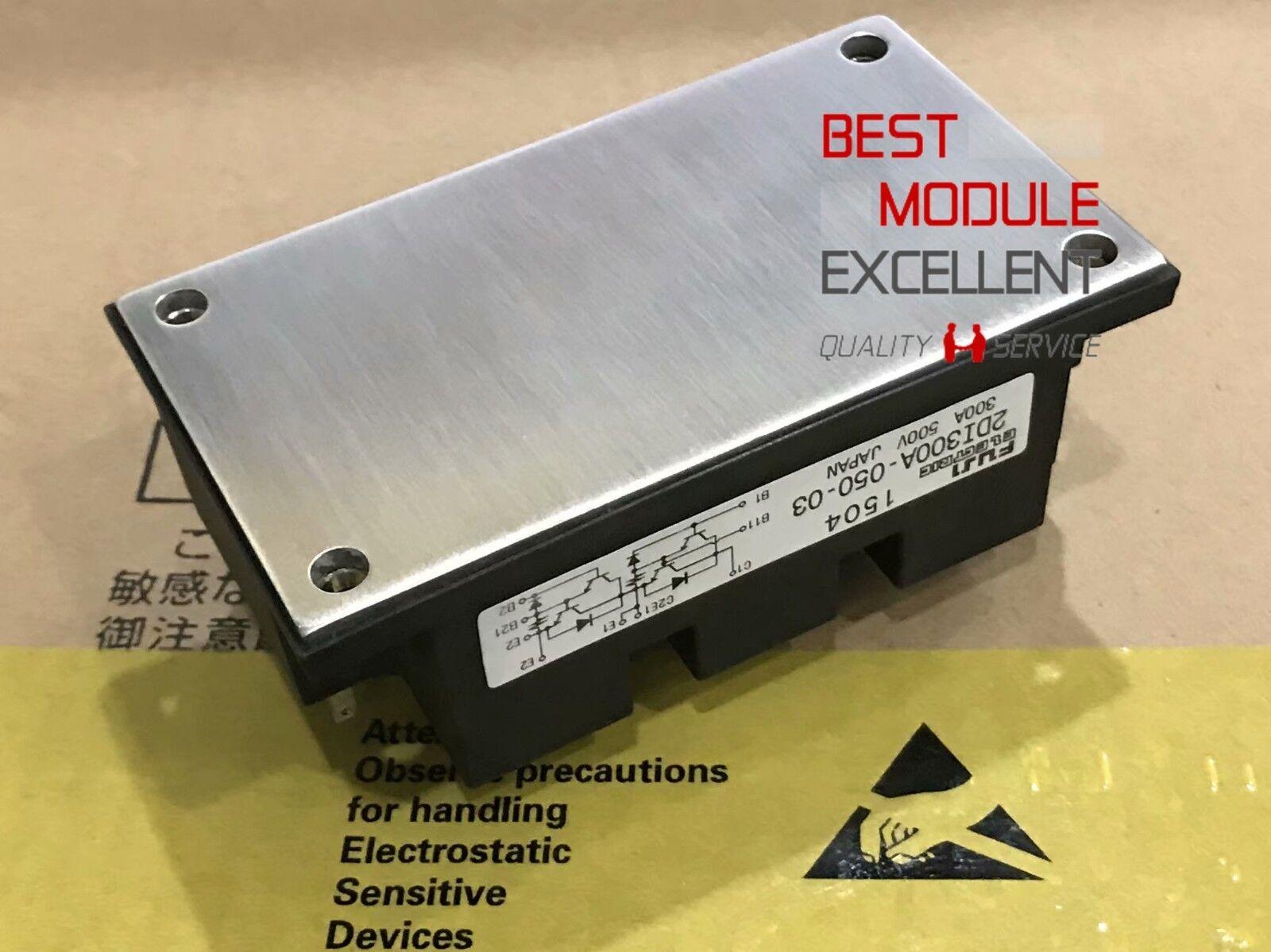 2di300a-050-03 Fuji Module Japon 300 A 500 V NEW 1 Pc