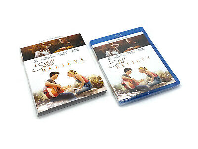 I Still Believe Blu-Ray, DVD, & Digital HD w/ Slipcover Brand NEW & Sealed