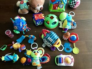 Baby / toddler toys and walker $30 for all
