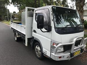 Mitsubishi Canter tipper truck North Epping Hornsby Area Preview