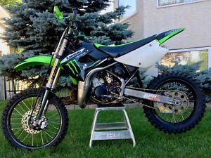 2011 Kx 100