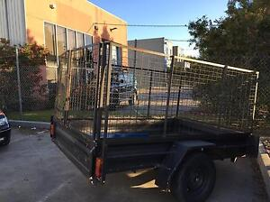 8x5 cage trailer Rosebud West Mornington Peninsula Preview