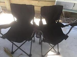 Camping chairs Bundamba Ipswich City Preview