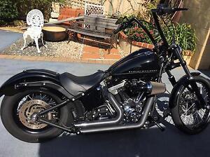 Harley Davidson Softail Blackline Fremantle Fremantle Area Preview