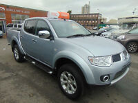 Mitsubishi L200 by Townsends of Rugby LTD, Rugby, Warwickshire