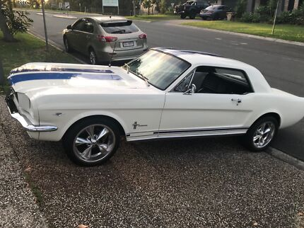 1966 Mustang A Code new engine & trans in great condition Arundel Gold Coast City Preview