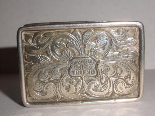 Antique 1830`s English Sterling Silver Vinaigrette box Birmingham Francis Clark