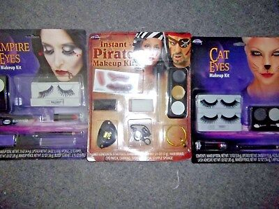 Halloween Makeup Kits (Halloween Makeup Kits)