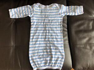 Dormeuse gigoteuse manche longue pour bébé nouveau-né à 6 mois