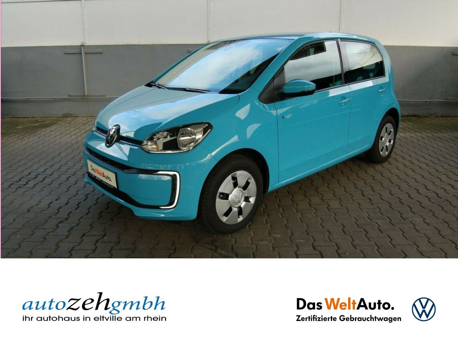 Volkswagen e-up! PDC Sitzh. Climatronic CSS