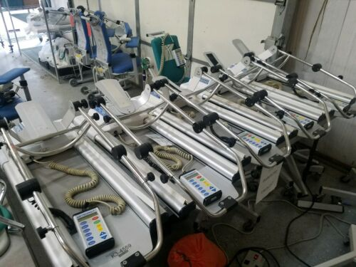 Five (5) Chattanooga Artromot K3 CPM Knee Machines - As is!