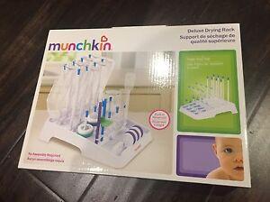 Munchkin Deluxe Bottle Drying Rack