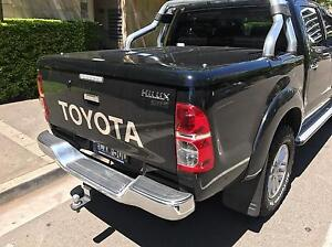 Hilux tub Rhodes Canada Bay Area Preview