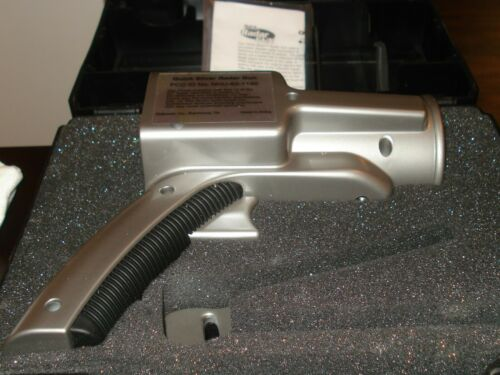 Quick Silver Radar Gun with Case and Instructions NHU-63-1130