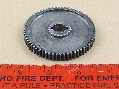 Original Atlas Craftsman 6 618 Lathe 64 Tooth 64t Change Threading Gear