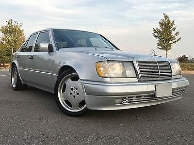 Image 1 of 1992 Mercedes-Benz E-Class…