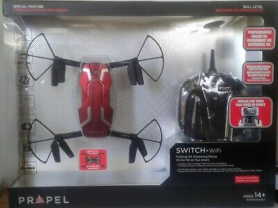Get moving Switch Folding drone R/C HD Streaming Drone PL-1780 Camera Drone