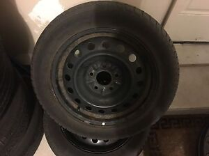 "Mazda Winter Tires 16"" inches 205/55/16"