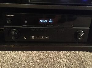 Home Theatre Speakers and Receiver