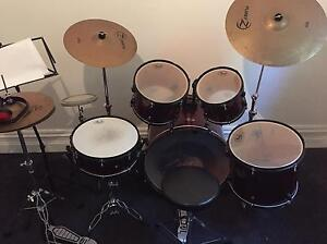 Pearl drum kit Mile End West Torrens Area Preview