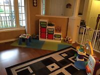 Hespeler home daycare spots
