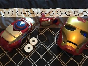 Ironman Accessories