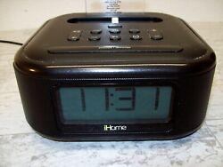 iphone ipod Docking Station Speaker FM Radio Alarm Stereo  Clock iHome IPL23