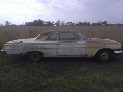 "1962 Chevrolet Impala  ""1962 Chevrolet Impala 2 Dr Hardtop~VIn# 21B47J105713 """