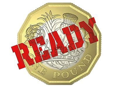 NEW £1 COIN/NOTE NEW £5-£10 REPROGRAMMING READ DESCRIPTION BEFORE PURCHASING