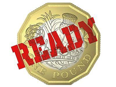 NEW £1 COIN REPROGRAMMING