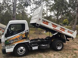 TIPPER TRUCK HIRE Greenbank Logan Area Preview