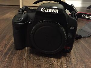 Canon Rebel XSi Body