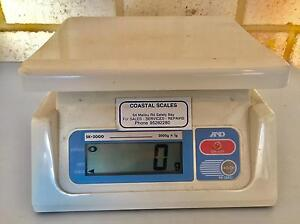 Digital Scales 1 Gram Increments East Fremantle Fremantle Area Preview