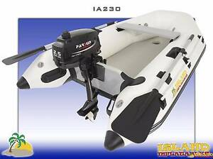 """Inflatable Dinghy """"Island IA230"""" Waterview Heights Clarence Valley Preview"""