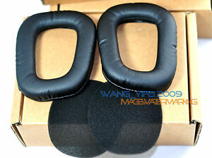 Replacement-Ear-Pads-Cushion-For-G35-G930-G430-F450-Wireless-Gaming-Headphones