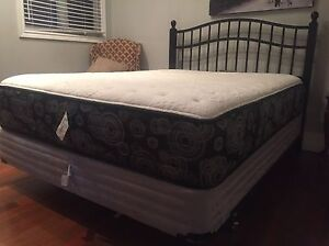 Luxury Kingsdown Elite Queen Bed
