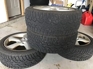 205/50/R17 winter tires