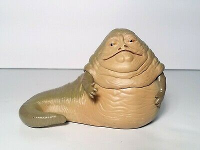 """Star Wars 3.75"""" Scale Disney Store Exclusives Jabba The Hutt Non Articulated"""