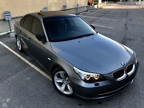 2010 BMW 5-Series GREAT CONDITION