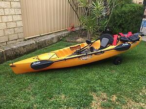Hobie Mirage Revolution 11 Kayak Bibra Lake Cockburn Area Preview