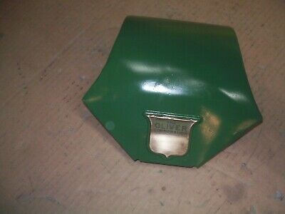 Oliver Super55 Farm Tractor Factory Original Nose Cone Cover