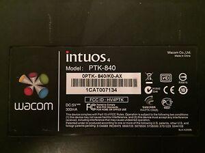 Wacom Intuos4 PTK-840 Tablet no Stylus Pen - 1 Owner  Windsor Region Ontario image 4