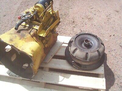 Oliver 6666077super7777088super88880 Farm Tractor Forwardreverser Unit